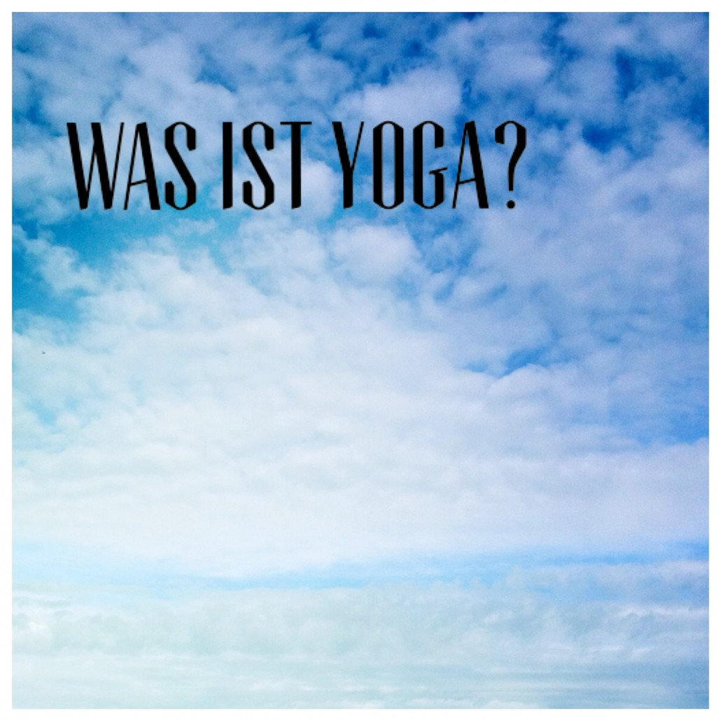 was ist yoga